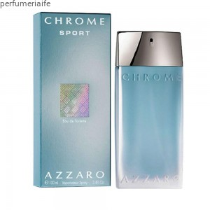 AZZARO CHROME SPORT 100 ML EDT [PRODUKT]