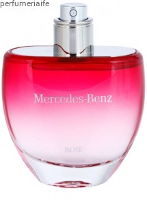 MERCEDES BENZ ROSE 60 ML EDT [FLAKON]
