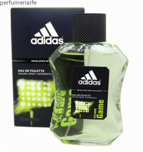 ADIDAS PURE GAME 100 ML EDT [PRODUKT]