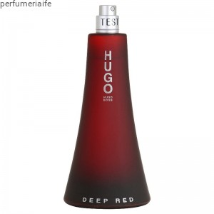 HUGO BOSS DEEP RED 90 ML EDP [TESTER]